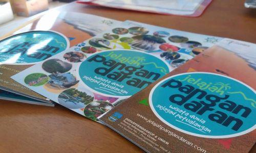 Komepar Gencar Sosialisasikan Jelajah Pangandaran - Wisata Dunia Sejagad Petualangan