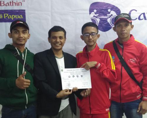 Krisna Aji, Atlet Catur Disabilitas Asal Pangandaran Siap Wakili Jabar Ke Peparpenas 2019 Di Papua