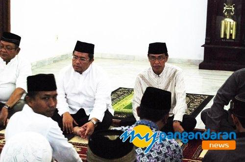 Kunjungi Pangandaran, Gubernur Jawa Barat Terus Ingatkan Percepatan Pembangunan
