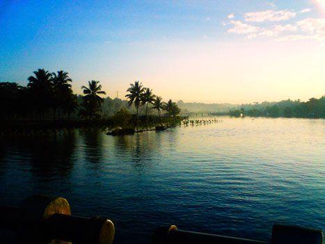 Kurang Promosi,Pantai Bojong Salawe Kecamatan Parigi Kurang Dilirik Wisatawan