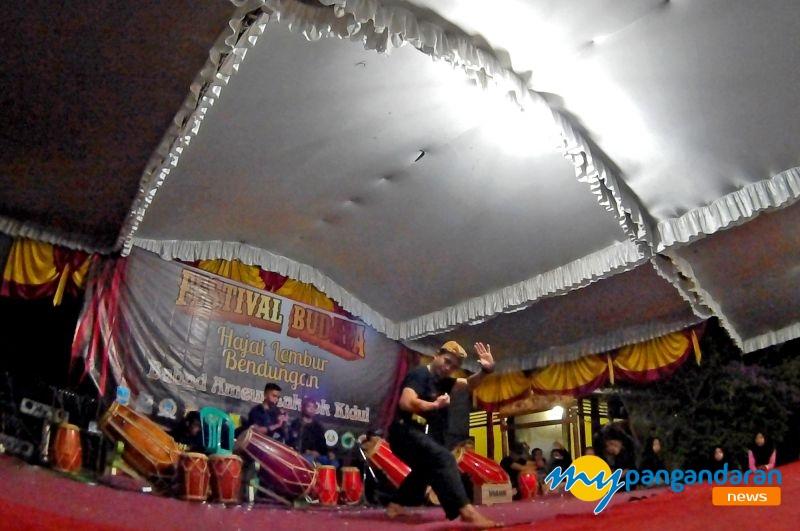 Lestarikan Pencak Silat Mangunjaya Gelar Festival Hajat Lembur