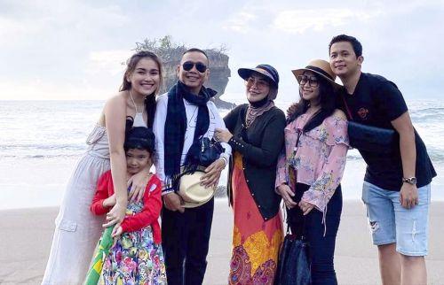 Libur Panjang Hari Kemerdekaan, Pantai Pangandaran Dikunjungi Sejumlah Selebritis