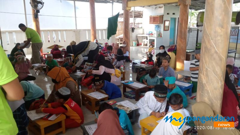 Yuk Ikuti Lomba Mewarnai Tingkat Kabupaten Pangandaran Bersama Madu Enak Berhadiah Jutaan Rupiah