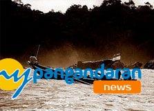 Majingklak Sepi Pemancing Dampak Tenggelamnya KM Karunia