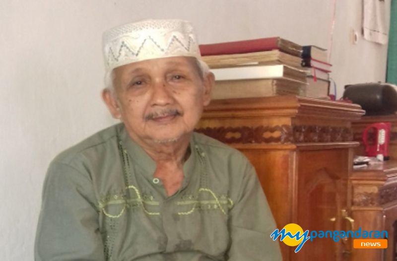 Mama Ucin, Pengasuh Pesantren Tertua di Pangandaran Wafat