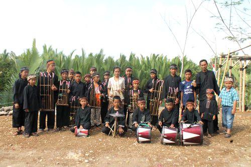 Desa Margacinta Kenalkan Wisata Lewat Budaya