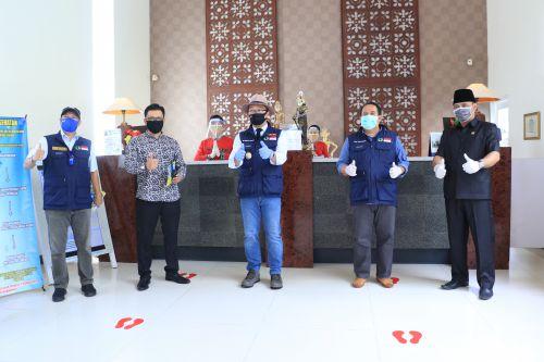 Masuk Zona Biru, Ridwan Kamil Apresiasi Kesiapan AKB di Sektor Pariwisata Pangandaran