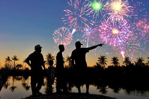 Mau Tahun Baruan di Pangandaran, Berikut Ragam Acaranya