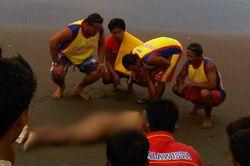 Mayat Tanpa Identitas Ditemukan di Pantai Pangandaran