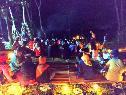 Mengenang 12 Tahun Tsunami Pangandaran, Warga Gelar Doa Bersama