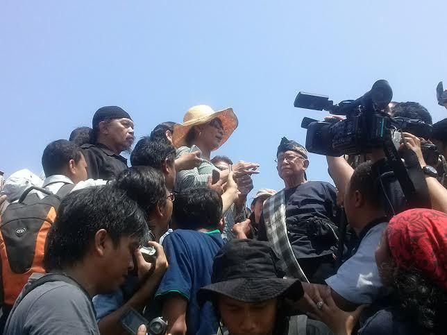 Menteri Susi di Mata Nelayan dan Pedagang Ikan Pangandaran