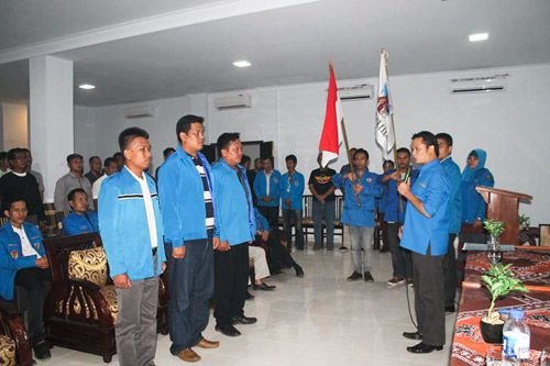 Musyawarah Daerah I KNPI Kabupaten Pangandaran