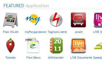 myPangandaran Android Launcher Hadir di Flexi Market