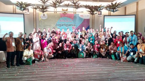 MyPangandaran Ikut Serta dalam Jogjavaganza 2019