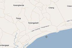 Nelayan Bojongsalawe Berhenti Melaut