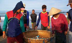 Nelayan Pangandaran Alami Paceklik
