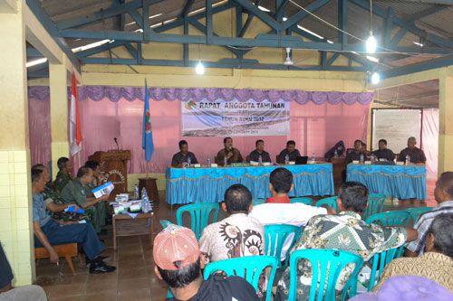 Nelayan Pangandaran Laksanakan Rapat Anggota