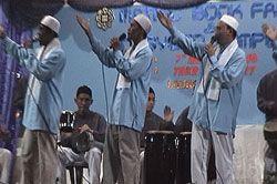 Ngabuburit Sambil Kenalkan Nasyid