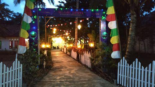 Nuansa Bulan Suci Makin Terasa di Pangandaran, Pemuda-Pemudi Dusun Bojongsari Gelar Kampung Ramadhan