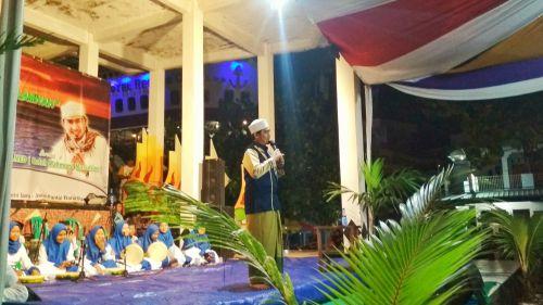 Paguyuban Pemuda Pasar Seni Lama (PADASARILA), Gelar Tabligh Akbar di Pangandaran