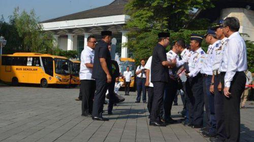 Pangandaran Bakal Kedatangan Bus Sekolah Bantuan Kementrian Perhubungan