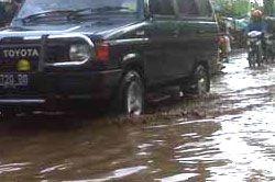 Pangandaran Banjir Cileuncang