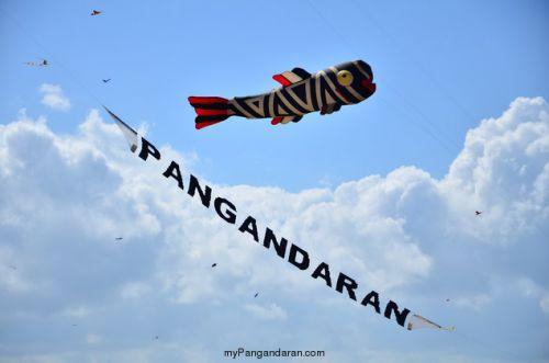 Pangandaran Internasional Kite Festival Akan Segera di Gelar, Inilah Susunan Acaranya