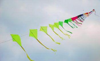 Pangandaran Internation Kite Festival 2011 Dipastikan Akan Semarak