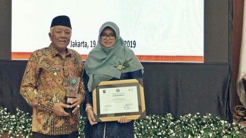 Pangandaran Raih Penghargaan Kota Sehat 2019