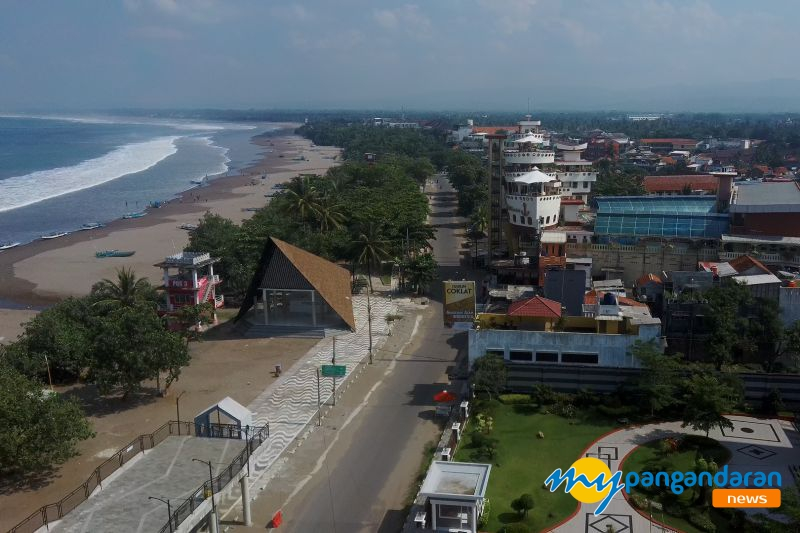 Pangandaran Zona Kuning Pariwisata Tetap Buka, Inilah Daftar Tiket Masuk Objek Wisata Pantai Pangandaran
