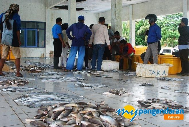 Pangkalan Pendaratan Ikan (PPI) Cikidang Pangandaran Mulai Beroperasi