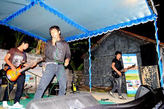 Parade Band : Tunjukan Bakat Musisi Pangandaran