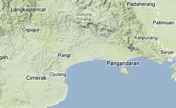 Paripurna DPR 24 Oktober 2012, Kabupaten Pangandaran Siap Lahir