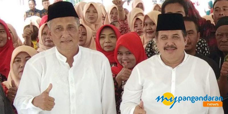 Pelantikan Bupati dan Wakil Bupati Pangandaran Terpilih Akhirnya Dilaksanakan di Bandung