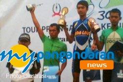 Pembalap Kecil Pangandaran Eksis di Balap Sepeda