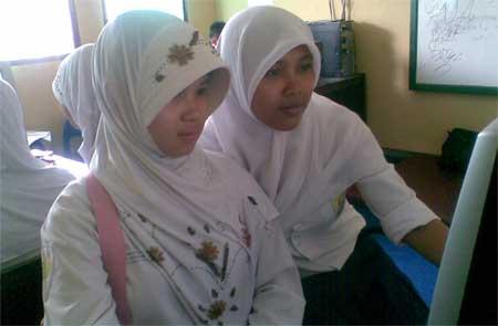 Pemerataan Internet, Dikbudpora Pangandaran Bantu Akses Internet 10 UPTD dan 22 Sekolah