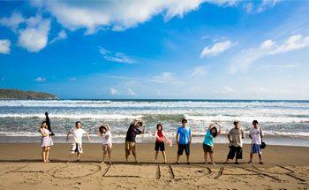 Pendapatan Pantai Pangandaran Capai Rp1,7 Miliar