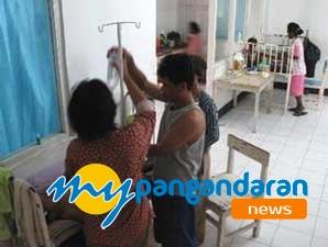 Penderita Diare Ciamis Selatan 794 Orang