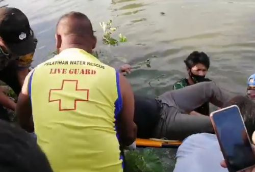 Penemuan Mayat di Kolam Bikin Geger Warga Bojong Pangandaran