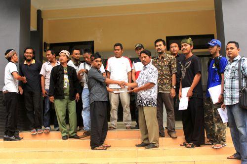 Penguatan Kelembagaan Jadi Fokus KOMPEPAR Kabupaten Pangandaran