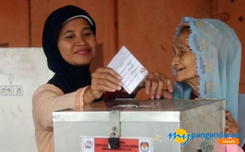 Perempuan di Pangandaran Menjadi yang Partisipan Tertinggi di Pemilu