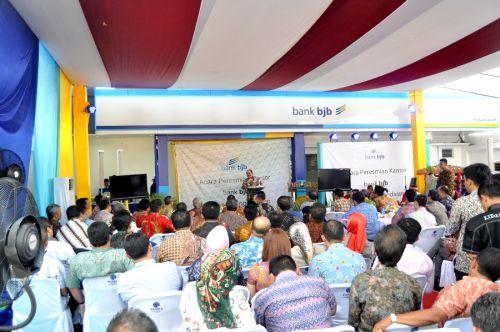 Peresmian Kantor Bank BJB Cabang Pangandaran