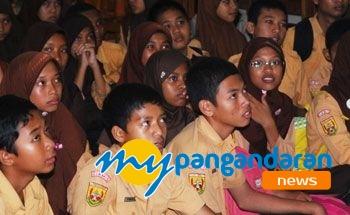 Peringatan Hari Pramuka ke-52 Diperingati Secara Sederhana di Pangandaran