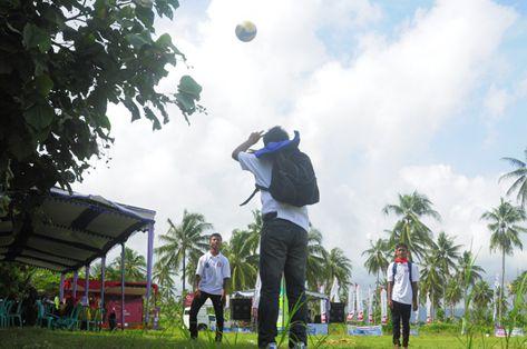 Peringatan Hari Kesehatan Nasional 2013 di Gelar di Pangandaran