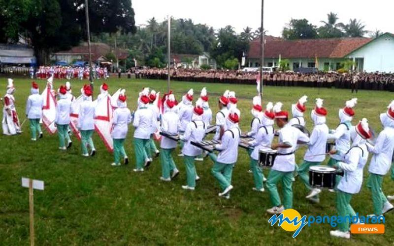 Peringati Hari Jadi Pramuka, Pangandaran Gelar Jambore Dan Upacara