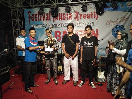 Peringati Hari Pahlawan Komisi Nasional Pemuda Indonesia Gelar Festival Musik Kreatif