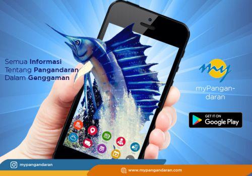 Permudah Akses, MyPangandaran Resmi Luncurkan Aplikasi Versi  Android Siap Unduh