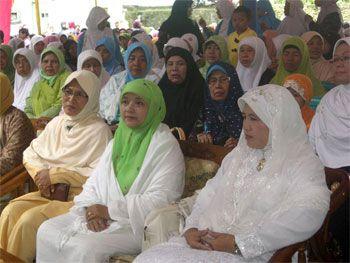 Pesantren Manbaul Huda Padaherang Gelar Gebyar Muharram 1434 Hijriah