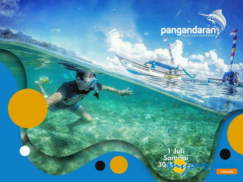 PHRI Kab Pangandaran Gencarkan Promo Smiling West Java Great Sale