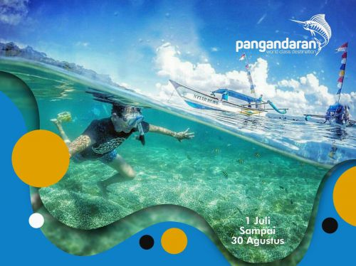 PHRI Kab Pangandaran Gencarkan Promo Smiling West Java Great Sale